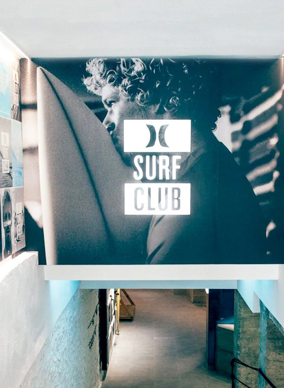 Na-Ná Events and Furniture Hurley Surf Club San Sebastián